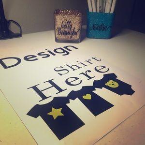 Send me your design I will make it !
